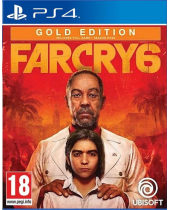 Far Cry 6 (Gold Edition) (PS4)