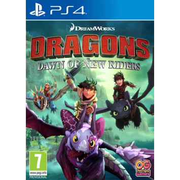 Dragons - Dawn of New Riders (PS4)