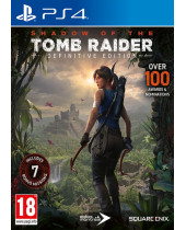 Shadow of the Tomb Raider (Definitive Edition) (PS4)