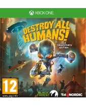 Destroy All Humans! (DNA Collectors Edition) (Xbox One)