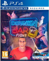 Drunkn Bar Fight (PS4)