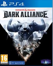 Dungeons and Dragons - Dark Alliance (Steelbook Edition) (PS4)