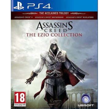 Assassins Creed The Ezio Collection (EN) (PS4)
