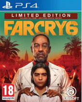 Far Cry 6 (Limited Edition) (PS4)