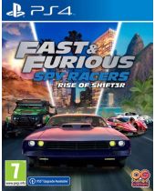 Fast and Furious - Spy Racers Rise of SH1FT3R (PS4)