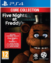 Five Nights at Freddys - Core Collection (PS4)