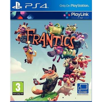 Frantics EN (PS4)