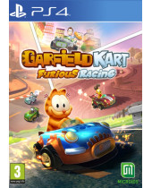 Garfield Kart (Furious Racing) (PS4)