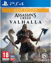 Assassins Creed - Valhalla (Gold Edition) (PS4)