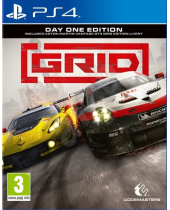 GRID (D1 Edition) (PS4)