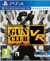 Gun Club VR (PS4)