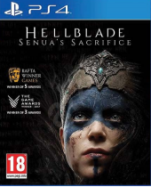 Hellblade - Senuas Sacrifice (PS4)