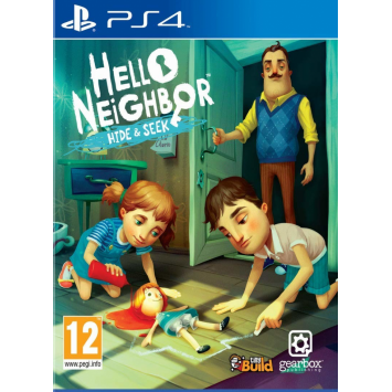 Hello Neighbor - Hide and Seek (PS4)