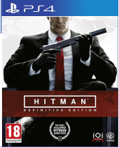 Hitman (Definitive Edition) (PS4)