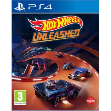 Hot Wheels Unleashed + DLC (PS4)