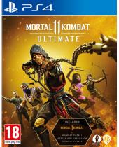 Mortal Kombat 11 - Ultimate (PS4)