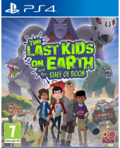 Last Kids on Earth and the Staff of Doom (PS4)