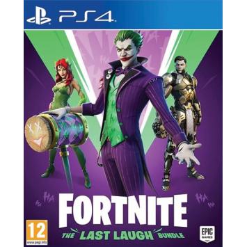 Fortnite (The Last Laugh Bundle) (PS4)