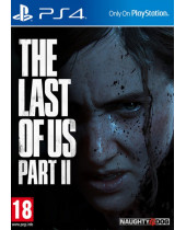 The Last of Us - Part 2 CZ (PS4)