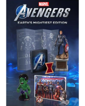 Marvel Avengers CZ (Earths Mightiest Edition) (Xbox One)