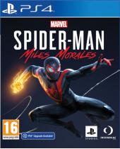 Marvels Spider-Man - Miles Morales CZ (PS4)