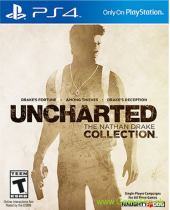 Uncharted - The Nathan Drake Collection US (PS4)