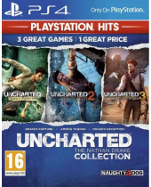 Uncharted - The Nathan Drake Collection CZ/PL (PS4)