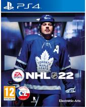 NHL 22 CZ (PS4)