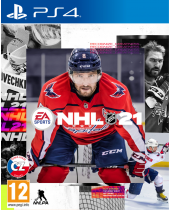 NHL 21 CZ (PS4)