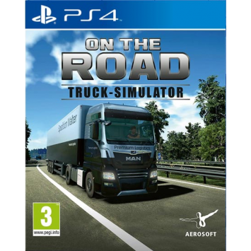 On the Road - Truck Simulator (PS4)