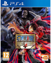 One Piece - Pirate Warriors 4 (PS4)