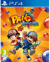 Pang Adventures (Buster Edition) (PS4)