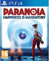 Paranoia - Happiness is Mandatory (PS4)