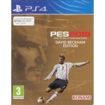 Pro Evolution Soccer 2019 (David Beckham Edition) (PS4)