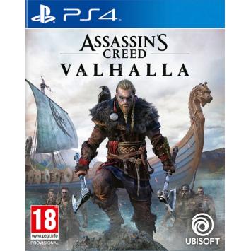 Assassins Creed - Valhalla (PS4)