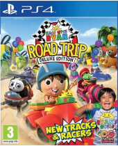 Race with Ryan - Road Trip (Deluxe Edition) (PS4)