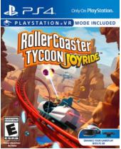 RollerCoaster Tycoon Joyride VR (PS4)