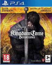 Kingdom Come - Deliverance CZ (Royal Edition) (PS4)