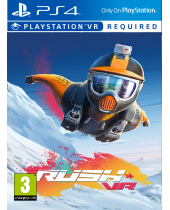 Rush VR (PS4)