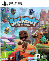 Sackboy - A Big Adventure CZ (PS5)