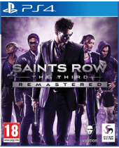 Saints Row - The Third (Remastered) CZ (PS4)