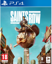 Saints Row (Day One Edition) CZ (PS4)