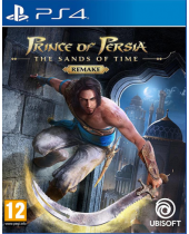 Prince of Persia - Sands of Time Remake (PS4)