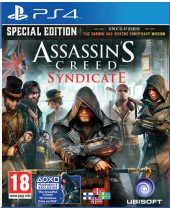 Assassins Creed - Syndicate (Special Edition) (PS4)