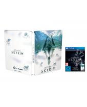 Elder Scrolls 5 - Skyrim (Special Edition) + Steelbook (PS4)
