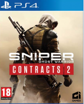 Sniper Ghost Warrior - Contracts 2 CZ (PS4)
