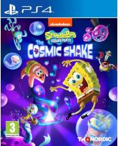SpongeBob SquarePants Cosmic Shake (PS4)
