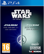 Star Wars Jedi - Knight Collection (PS4)