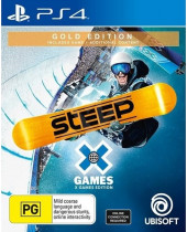 Steep X Games (Gold Edition) (PS4)