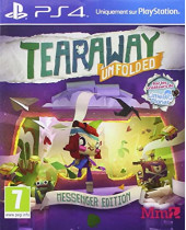 Tearaway Unfolded (Messenger Edition) (PS4)